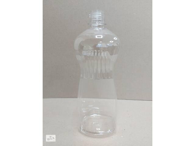 бу Пластикова пляшка ПЕТ 1 л, прозора, діаметр горловини 28 мм в Хмельницькому