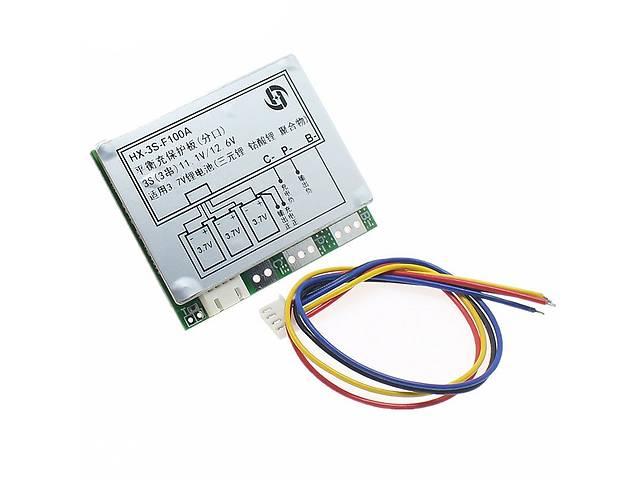 Плата защиты литиевой батареи, зарядное напряжение12,6V-13V