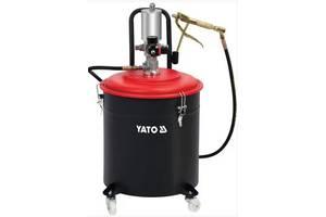 Пневматический нагнетатель консистентной смазки YATO YT-07068