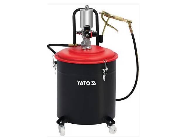 купить бу Пневматический нагнетатель консистентной смазки YATO YT-07068 в Ивано-Франковске