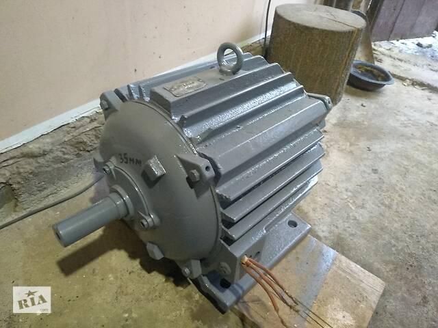 Продам електро двигун 380v,4.5кв, 1000об