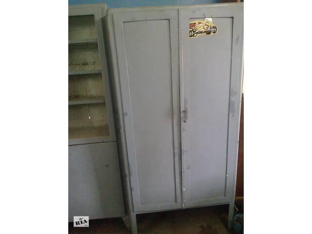 Продам металлические шкафы.