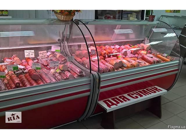 Продам витрину-прилавок холодильную