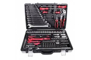Професійний набір інструментів 1-4 дюйма і 1-2 дюйма; 119 од INTERTOOL ET-7119