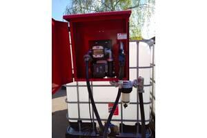 Прозрачный фильтр сепаратор воды для топлива Италия PIUSI