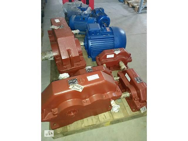Редукторы Ц2У-160, Ц2У-200. Мотор-редукторы 3МП, МЦ2С.