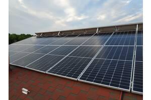 Мережева сонячна станція 30 кВт