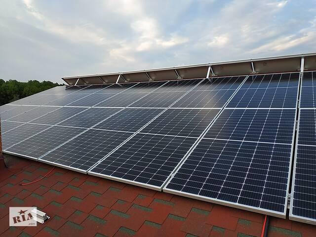 продам Сетевая солнечная станция 30 кВт бу в Киеве