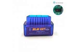Сканер для диагностики автомобиля OBD2 ELM327 mini Блютуз (Bluetooth)