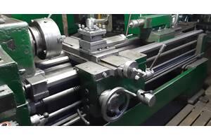 Станки для механічної обробки металів(токарний,фрезерний,шліфувальний)