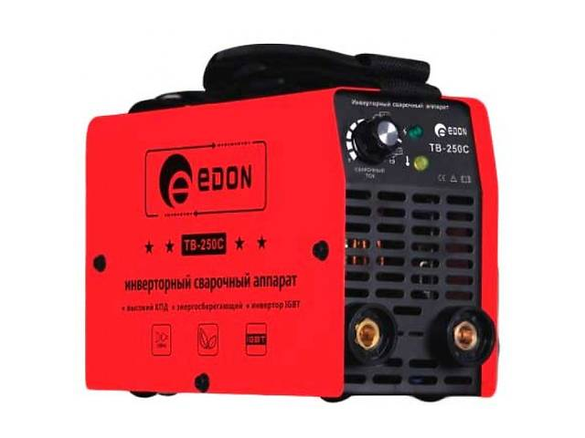 продам Сварочный инвертор Edon TB-250C бу в Киеве