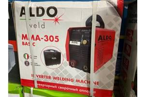 Сварочный инверторный аппарат ALDO Basic Italy