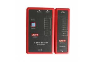 Тестер кабелю Uni-T UT681L для інтерфейсу RJ45/RJ11 (mdr_6218) 1