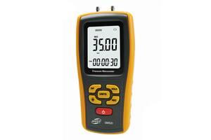 Цифровой дифференциальный манометр Benetech GM520 (0.01/35 кПа) USB интерфейс максимальное давление до 150 кП (mdr_5244)