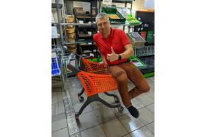Турецькі візки з дитячим кріслом. Легкі, зручні, ціна-якість!