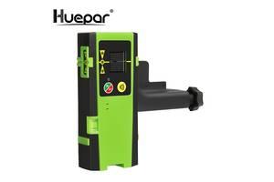 Универсальный Лазерный Приемник Huepar Приемник Лазерного Уровня