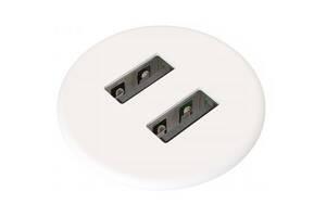 USB розетка Kondator 935-PM30W