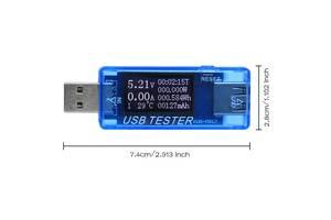 USB тестер 8 в 1 в упаковці
