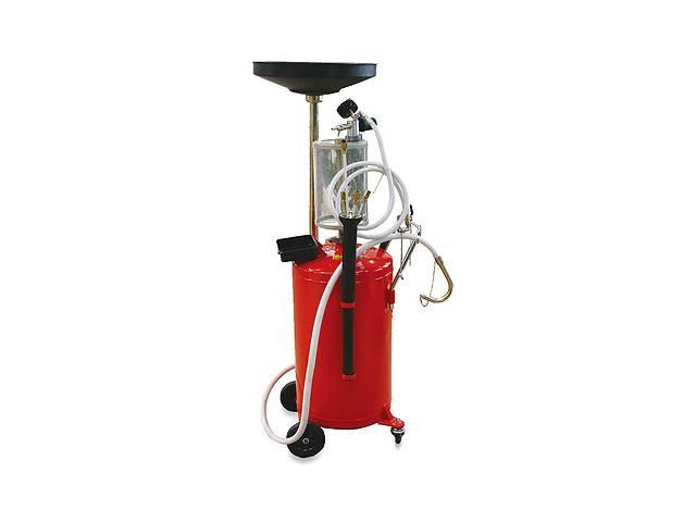 Установка для вакуумной откачки масла с мерной колбой (90 л) TORIN TRG2090- объявление о продаже  в Дубно