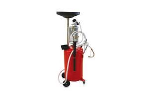 Установка для вакуумной откачки масла с мерной колбой (90 л) TORIN TRG2090