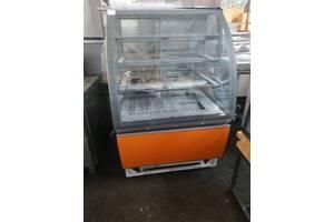 Витрина холодильная кондитерская бу IGLOO б у витрина для кафе ресторана