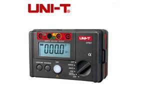 Измеритель сопротивления заземления UNI-T UT521 с НДС