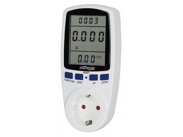 Измерительный прибор EnerGenie EG-SSM-01 White (Ваттметр)- объявление о продаже  в Харькове