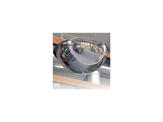 купить бу Зеркало Купольное Megaplast 600x360 для кругового наблюдения. в Киеве