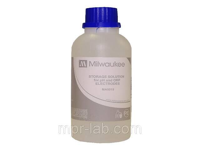 Жидкость для очистки электродов pH и ОВП- метров МА 9016 Milwaukee 230 мл,США- объявление о продаже  в Львове