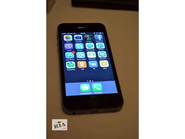 Iphone 5s- объявление о продаже  в Запорожье