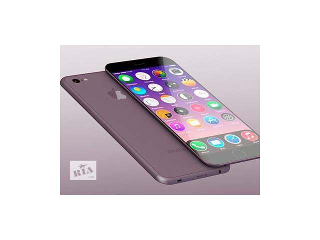 "бу  iPhone 7+ - 5,5"" 256 озу, 6 Гб, металл в Киеве"