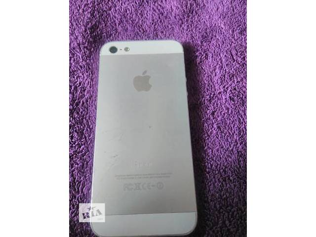 iPhone5- объявление о продаже  в Луцке