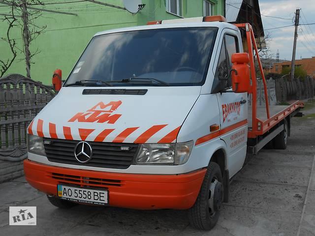 продам Послуги евакуатора бу в Закарпатской области