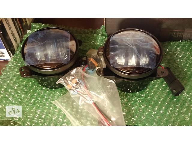 купить бу JW Speaker 6145 Фары противотуманные, противотуманки. JEEP, универсальные.  в Львове