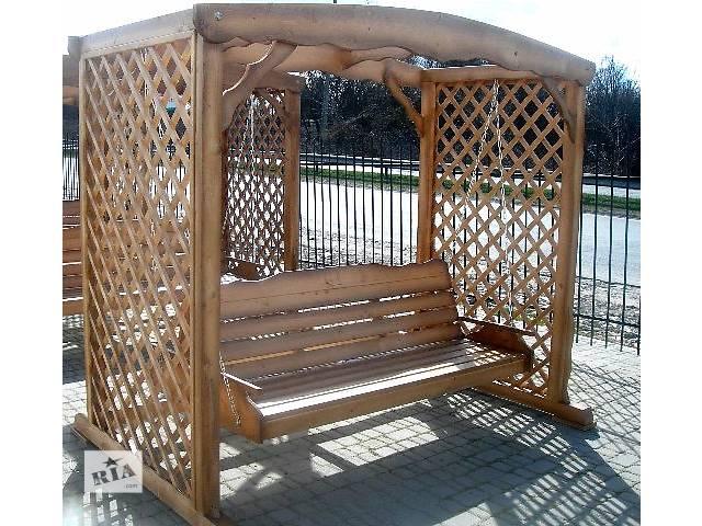 бу Качели для сада большие, Садовая мебель, декор в Виннице