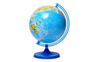 Глобус школьный географический Glowala 220 мм (укр.) 540214