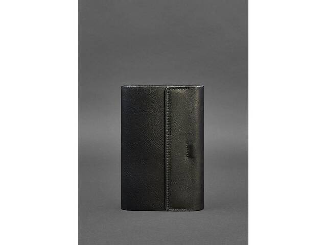 продам Кожаный блокнот софт-бук 7.0 черный Краст BlnkntBN-SB-7-g бу в Киеве