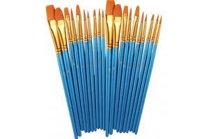 Набор кистей для акриловых красок Transon 20 шт (8020C)
