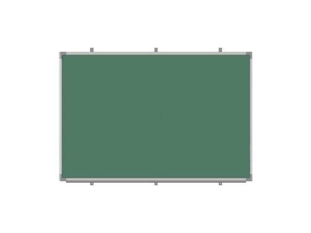 купить бу Офисная доска Sector магнитно-меловая, 120х100 см (К1210) в Харькове