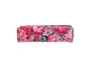 Пенал Kronos Top Розовый Цветы (stet_714)