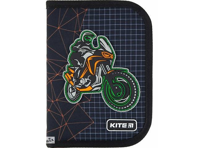 Пенал с наполнением Kite Education Motocross черный- объявление о продаже  в Киеве