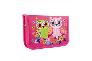 Пенал SMART 532785 HP-03 1 отворот Owls