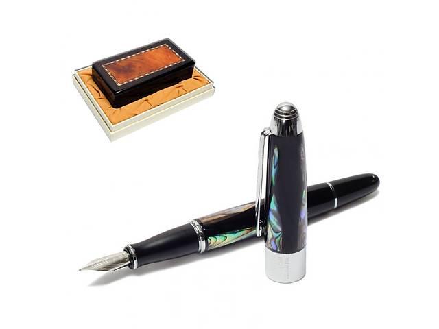 купить бу Ручка перьевая подарочная в футляре DUKE M-BHMZ-14KB 14 см перламутровая ЖЕМЧУЖИНА в Дубно