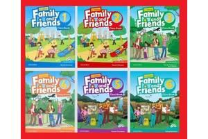Учебники по английскому языку Family and Friends