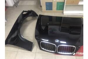 Капот BMW X5 2012 Black