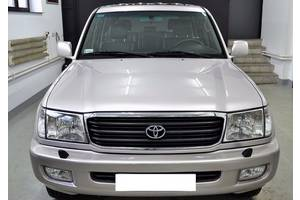 б/у Капоты Toyota Land Cruiser 100