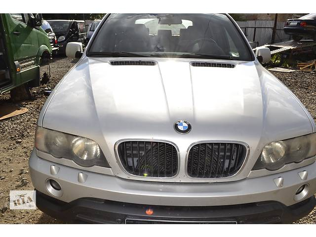 купить бу Капот комплектний BMW X5 БМВ Х5 в Ровно