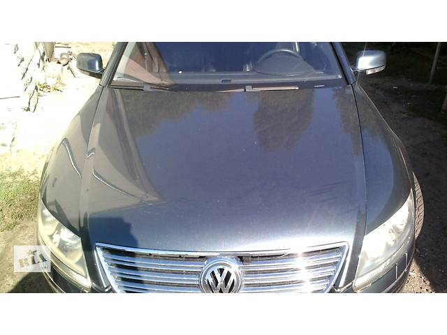 продам Капот на Volkswagen Phaeton Фольксваген Фаетон с 2002-2007г бу в Ровно
