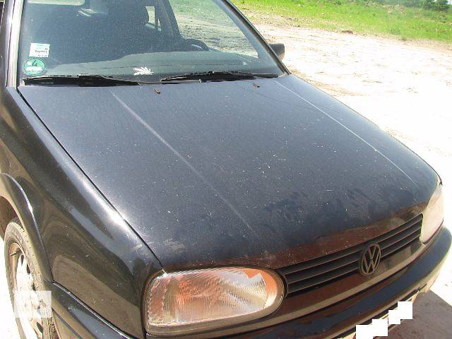 Капот Volkswagen Golf IIІ 1996- объявление о продаже  в Львове