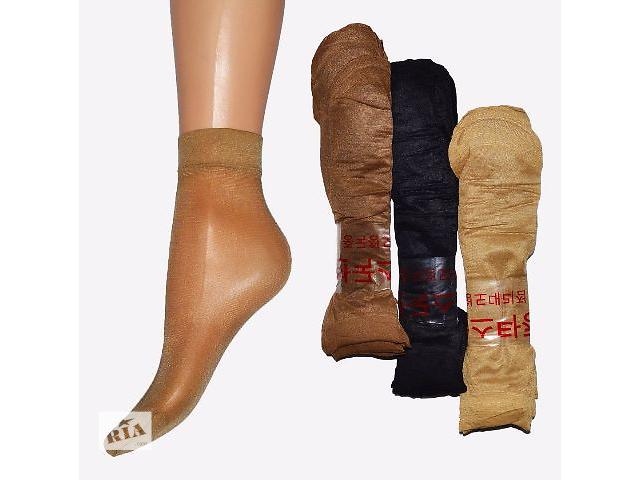 купить бу Капроновые носки с лайкрой оптом по 2,5 грн. в Одессе